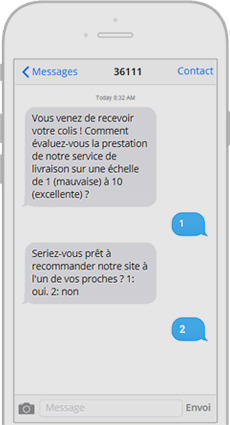 SMS rencontres chat mobile